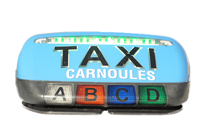 taxi carnoules